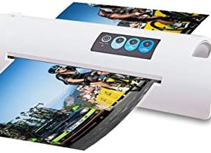 A3 A4 Laminator with Quick 3-Minute Warm-Up