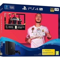 Sony Ps4 Pro 1tb With Fifa 20 Console