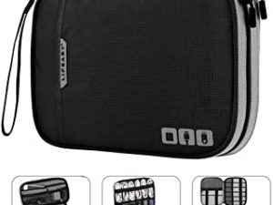Acoki Portable Electronic Accessories Travel case