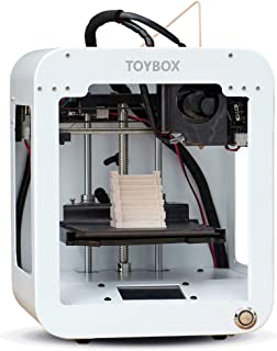 TOYBOX 3D Printer For Kids - Deluxe Pack - Kids 3D Printers - 3D Printer Kit - 3-D Printer 3D - 3-D Printers - STEM Toys - 3D Printers For Beginners - Toy Box 3D Printer Food - 5 Printer Food Rolls