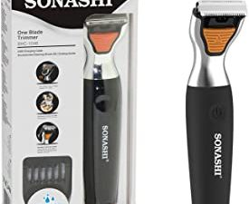 Sonashi Rechargeable Water Proof One Blade Trimmer