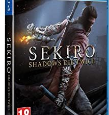 Sekiro Shadow Die Twice Video Game (PS4)
