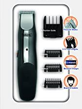 WAHL GroomsMan Rechargeable Cord/Cordless Beard & Stubble Trimmer