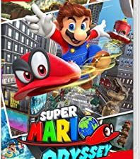 Super Mario Odyssey Nintendo Switch Video Game (Nintendo Switch)