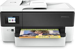 HP 7720 OfficeJet Pro Wide Format Wireless/Print/Scan/Copy/Fax All-in-One Printer 4800