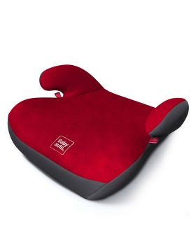 Babyauto-Vista-Baby booster car seat From Age 4 to 12 Years- Red