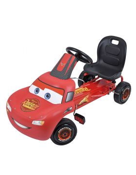 Hauck Toys Disney Car Mcqueen Go Cart