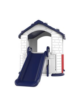 Toy Monarch Kids Playhouse With Slide