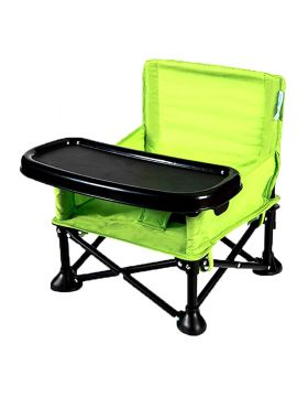 The Kids HQ Picnic Chair Booster Seat Green