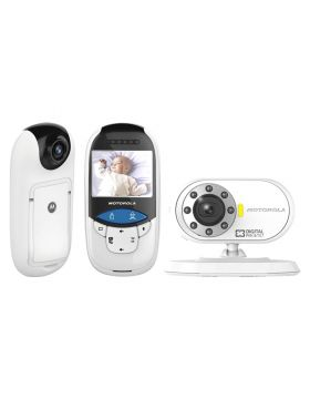 "Motorola 2.4"" Digital Baby Monitor With Thermometer"