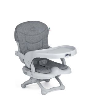 Cam - Smarty Pop Feeding Chair - Ash Grey