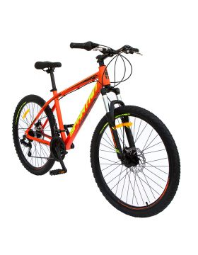 "Spartan 26"" Master Mountain Bicycle MTB Orange"