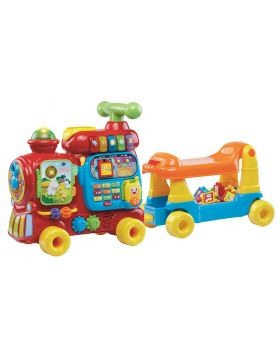 VTech Push & Ride Alphabet Train Red
