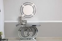 Pan EmiratesRENNICK CONSOLE TABLE WITH MIRROR...