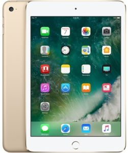 iPad mini 4 (2015) WiFi+Cellular 128GB 7.9inch Gold
