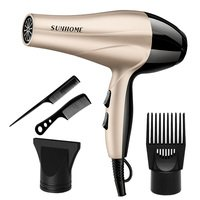 Sunhome 5-piece Professional Hair Care Hair Dryer Go...