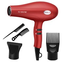Sunhome 5-piece Professional Hair Care Hair Dryer Re...