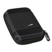 Ivation Compact Portable Hard Drive Case (Small)...
