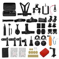 Docooler-50-in-1 Action Camera Accessories Kit Inclu...
