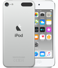 APPLE IPOD TOUCH 7TH GENERATION 32GB SILVER...