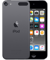 APPLE IPOD TOUCH 7TH GENERATION 32GB SPACE GRAY...
