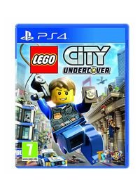 LEGO City Undercover - PlayStation 4 (GCAM)...