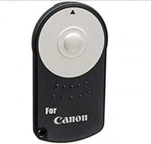 For Canon RC6 RC-6 IR Infrared Wireless Remote Controller for Canon Digital SLR Cameras