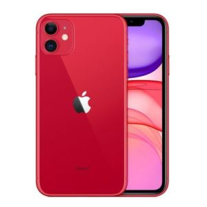 iPhone 11 64GB (PRODUCT) RED (FaceTime-US/UK Version)