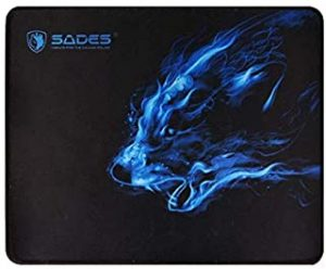Sades Mousepad Gaming Mouse Pad for PC Laptop