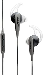Bose-2724319769141 SoundSport In-Ear Earphones for Samsung and Android Devices - Charcoal Black