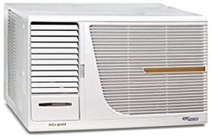 Super General 2 Ton Window Air Conditioner SGA252SE1/24000 BTU/Auto-Restart/Silent/Reciprocating T3/White/5 year Compressor Warranty