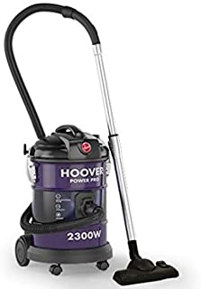 Hoover Power Pro Tank Vac Vacuum Cleaner 2300W Purple