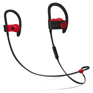 Beats Powerbeats3 Wireless Earphones – The Beats Decade Collection – Defiant Black-Red