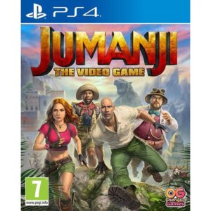 Playstation 4 Jumanji