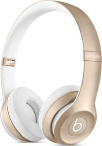 Beats Solo2 Wireless On Ear Headphones - Gold