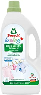 Frosch Eco Friendly Sensitive Liquid Detergent For Baby's Cloths - 1.5 Liter