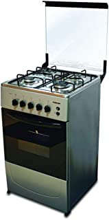 Nikai Gas Oven With 4 Burners