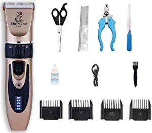 Mumoo Bear Electric Pet Grooming Clipper Kits