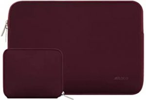 MOSISO Laptop Sleeve Bag Compatible with 2019 MacBook Pro 16 inch Touch Bar A2141