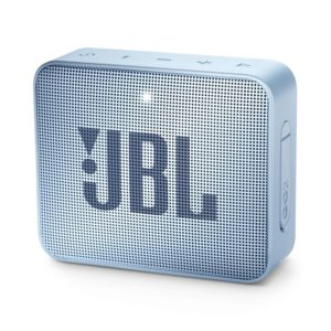 JBL GO 2 Portable Bluetooth Speaker Ice Blue