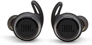 JBL REFFLOWBLK Reflect Flow True Wireless Sports In-Ear Headphones - Black