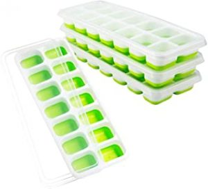 4 Pack Ice Cube Trays
