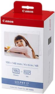 Canon Selphy CP800 Ink Paper