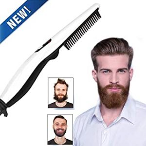 Beard Straightener Brush