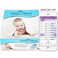 Easy Home Ovulation Test Strips - 50-Pack