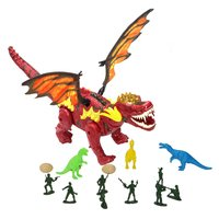 Aiwanto - Kids Toy Electric Dinosaur Model Eggs-Layi...