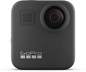 GoPro-G02CHDHZ-201-RW Max - Waterproof 360 Digital Action Camera with Unbreakable Stabilisation