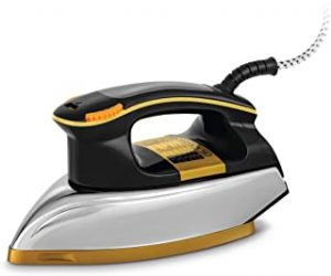 Black+Decker 1200W Heavy Weight Dry Iron