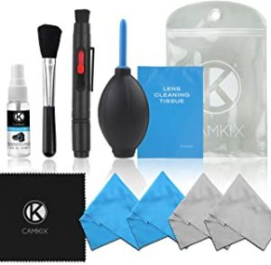 Professional Camera Cleaning Kit for DSLR Cameras (Canon