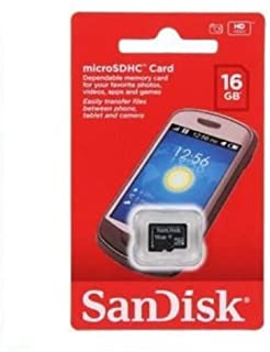 Sandisk 16 GB Memory Card For Multi - Memory Sticks - sdsdqm-016g-b35